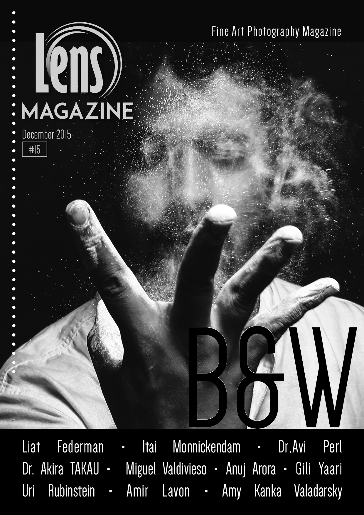 Lens Magazine Issue 15 Black and White