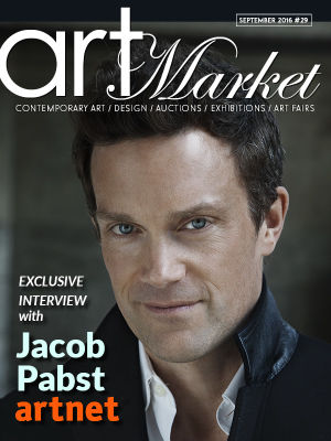Jacob Pabst, CEO, artnet, in a special interview for Art Market Magazine