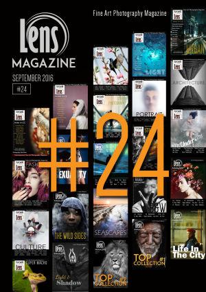 A celebration of two years publishing! Lens Magazine Issue #24