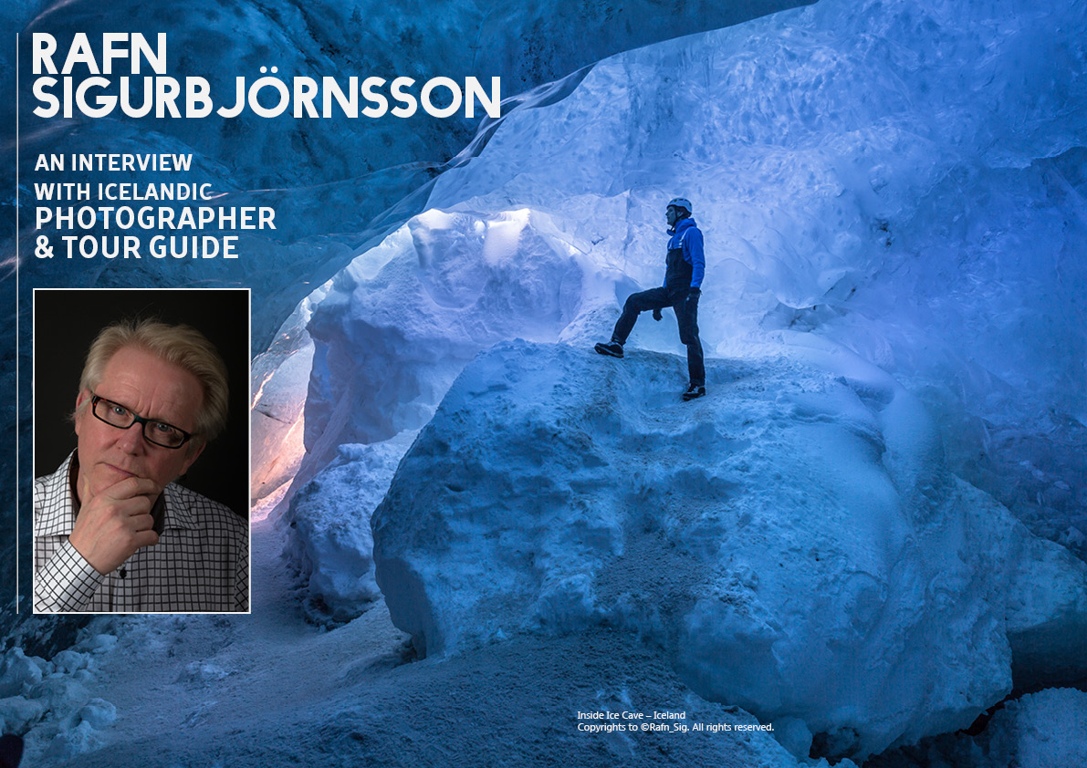Read all about the Icelandic Photographer