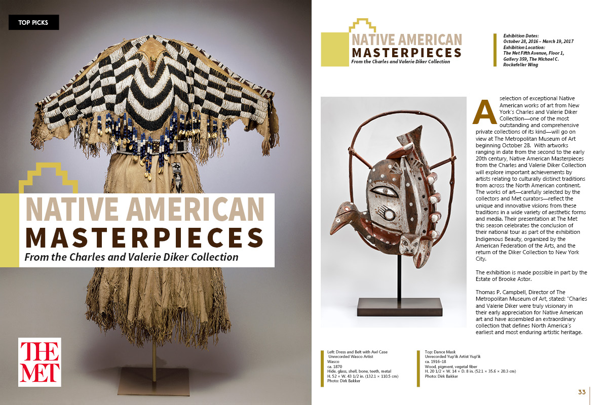 Exhibition Coverage -The Met Museum on Art Market Magazine