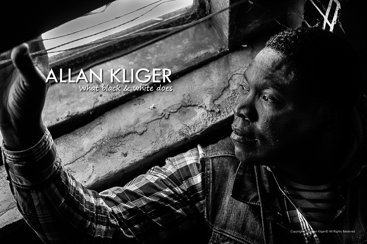 Allan Kliger on Lens Magazine Issue 27 Black and White