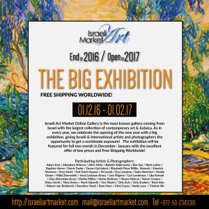 The Big Exhibition _Israeli Art Market