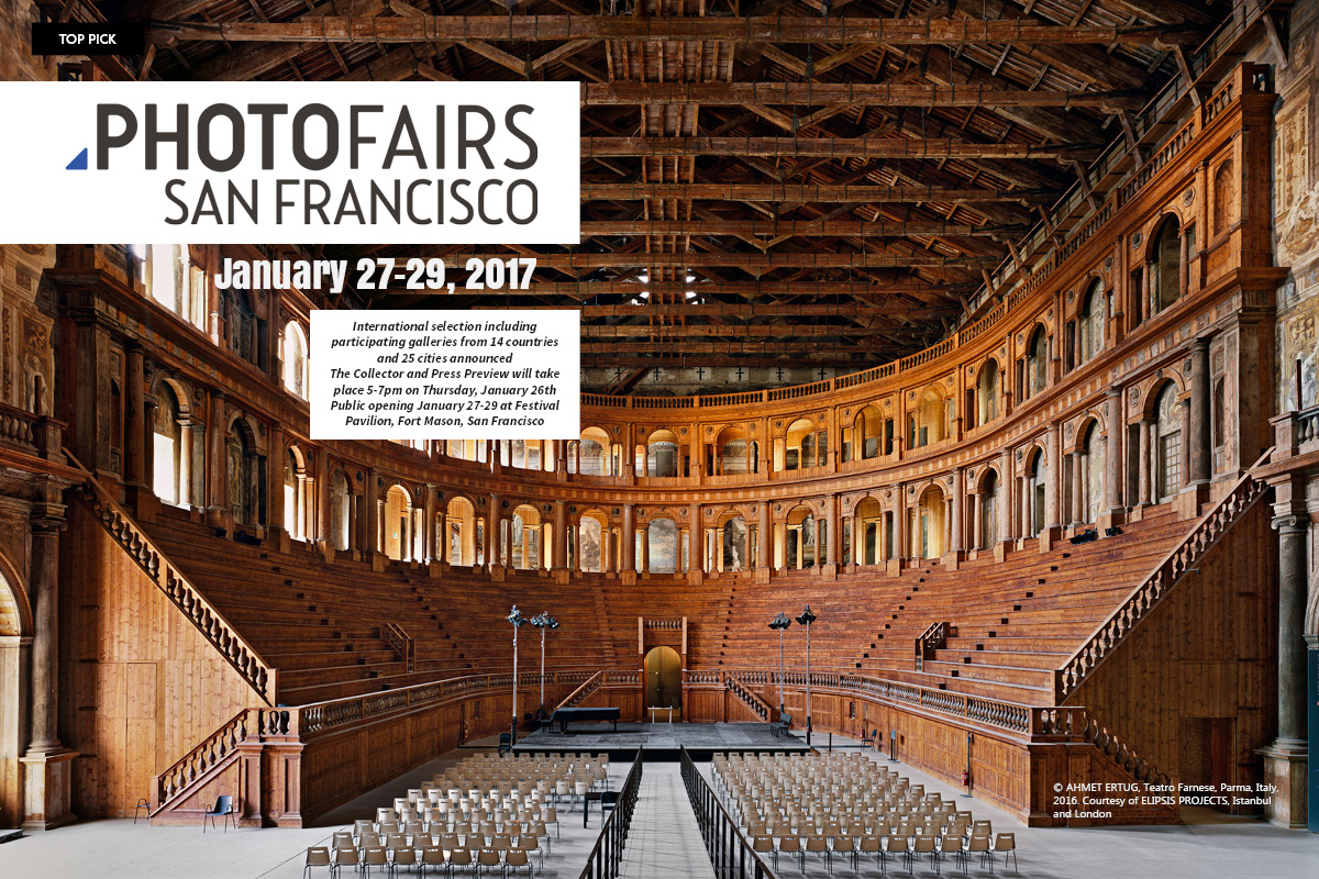 PHOTOFAIR SAN FRANCISCO on Art Market Magazine