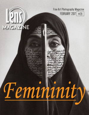 Photography Magazine- Lens Magazine Issue #29 - Femininity