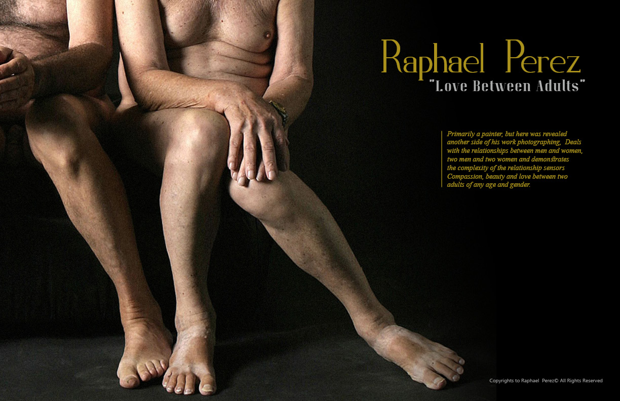 Raphael Perez on Lens Magazine Issue 30