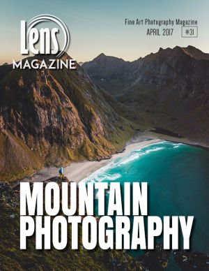 Lens Magazine Mountain Photography