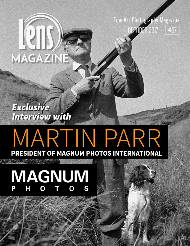 Exclusive Interview with Martin Parr - President of Magnum Photos International