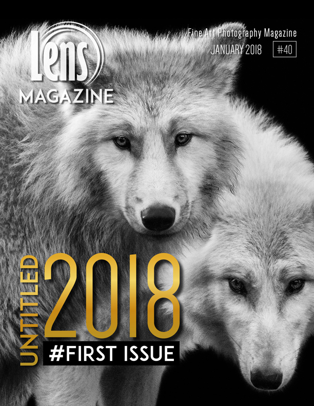 Photography Magazine. Lens Magazine Issue #40. 2018 first issue