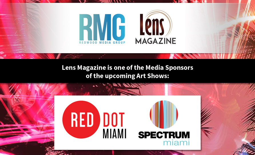 Red Dot Miami and Spectrum Miami. Art Market Magazine