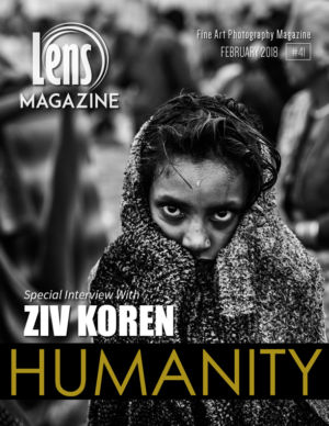 Lens Magazine Issue 41 Special Interview with Ziv Koren